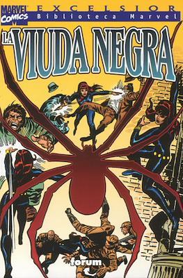 Biblioteca Marvel: La Viuda Negra (2001)