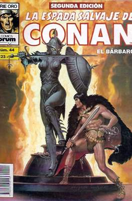 La Espada Salvaje de Conan Vol. 1. 2ª edición (Grapa. 64 páginas) #44