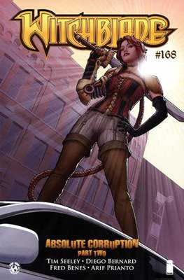Witchblade (Comic Book) #168