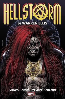 Hellstorm de Warren Ellis. Marvel Omnibus (Cartoné 416 pp)