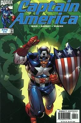 Captain America Vol. 3 (1998-2002) #4