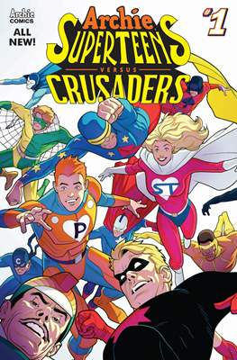 Archie Superteens versus Crusaders