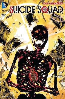 Suicide Squad Vol. 4. New 52 (2011-2014) Comic-Book #20