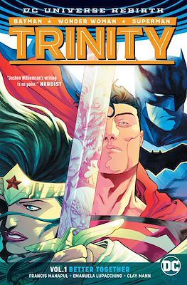 Trinity (Vol. 2 2016-...) (Softcover) #1