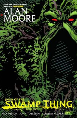 Saga of the Swamp Thing (Softcover 168-248 pp) #5