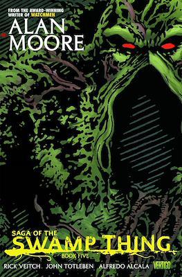 Saga of the Swamp Thing #5