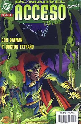 DC / Marvel: Acceso Total (1998). Línea Crossover (Grapa) #3