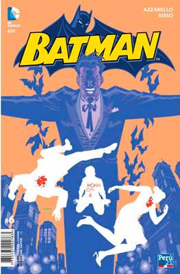 Batman: Broken City #6