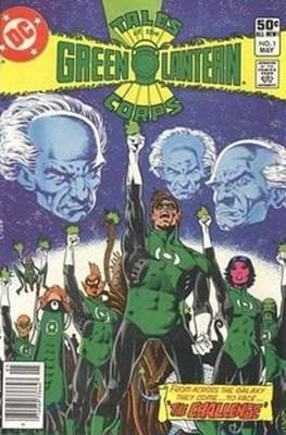 Tales Of The Green Lantern Corps Vol 1 (Comic-Book) #1