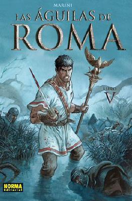Las águilas de Roma (Cartoné 56 pp) #5