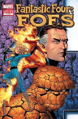 Fantastic Four: Foes (Comic Book) #1