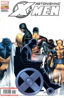 Astonishing X-Men Vol. 1 (2005-2006) (Grapa 24 pp) #12