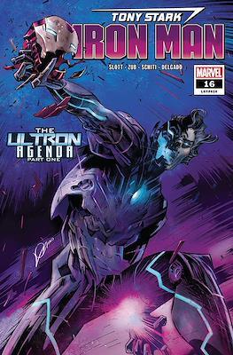 Tony Stark Iron Man (Comic Book) #16