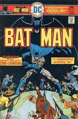 Batman Vol. 1 (1940-2011) (Comic Book) #272