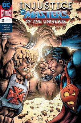 Injustice vs. Masters of the Universe (Comic Book) #2
