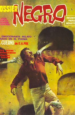 Dossier Negro (Rústica y grapa [1968 - 1988]) #82