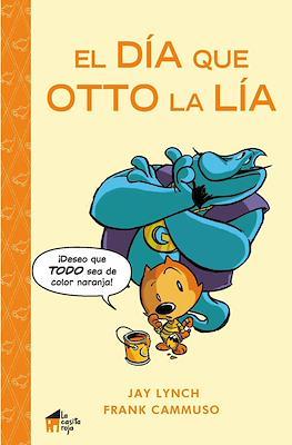 El día que Otto la lía (Cartoné 40 pp) #