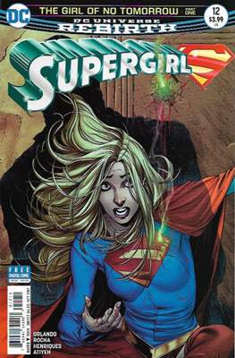 Supergirl Vol. 7 (2016-) (Comic Book) #12