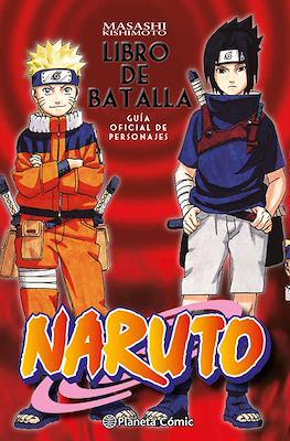 Naruto: Guía oficial de personajes #2