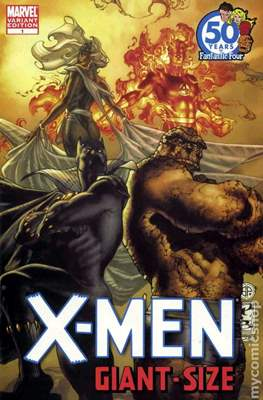 X-Men Giant-Size (Variant Cover) #1.2