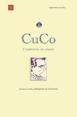CuCo - Cuadernos de cómic