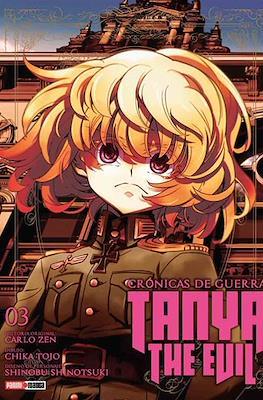 Crónicas de Guerra: Tanya the Evil (Rústica con sobrecubierta) #3