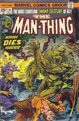 The Man-Thing Vol. 1 (1974-1975) (Comic Book) #10