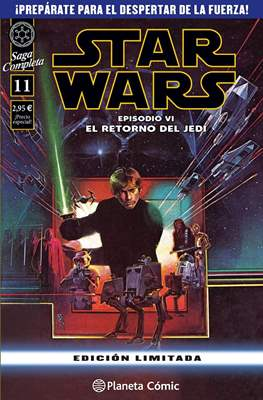 Star Wars Saga completa (Grapa 40-72 pp) #11