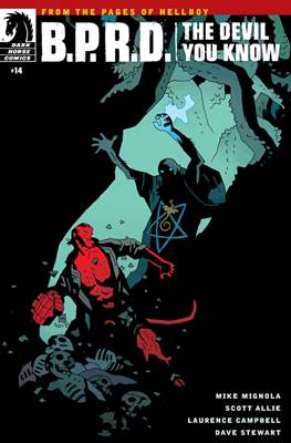 B.P.R.D. (Comic Book) #161