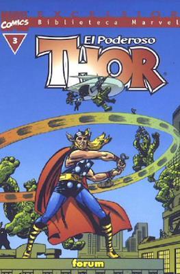 Biblioteca Marvel: El Poderoso Thor (2001-2004) (Rústica 160 pp) #3