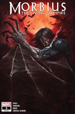 Morbius: The Living Vampire Vol. 3 (Comic Book) #3