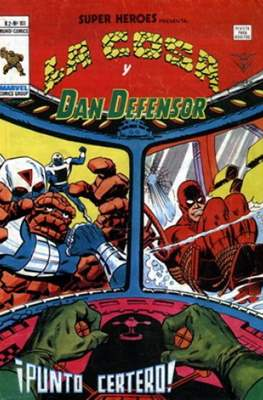 Super Héroes Vol. 2 #101
