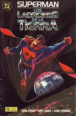 Superman: Los ladrones de la Tierra (1988)