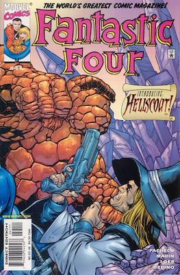 Fantastic Four Vol. 3 (Comic Book) #41