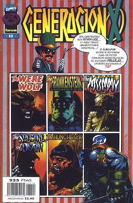 Generación-X Vol. 2 (1996-2000) (Grapa 24 pp) #13