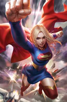 Supergirl Vol. 7 (2016-... Variant Covers) (Comic-book) #37