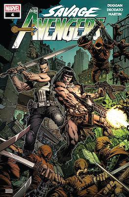 Savage Avengers (Comic Book) #4
