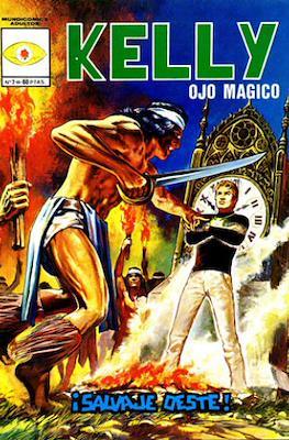 Kelly ojo mágico (1981) (Grapa 36 pp) #7