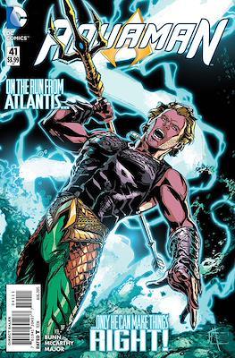 Aquaman Vol. 7 (2011-2016) (Comic-book) #41