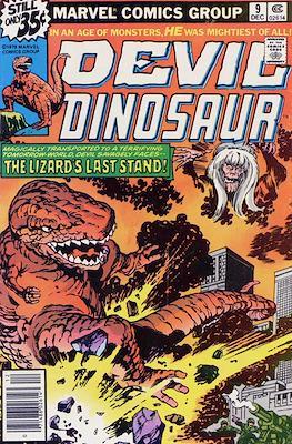 Devil Dinosaur (Comic Book. 1978) #9