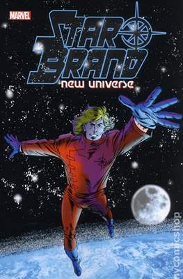 Star Brand: New Universe (Softcover 320 pp) #1