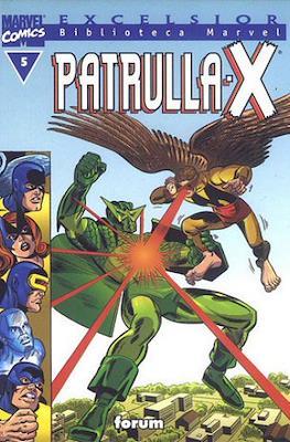 Biblioteca Marvel: Patrulla-X (2000-2001) (Rústica 160 pp) #5