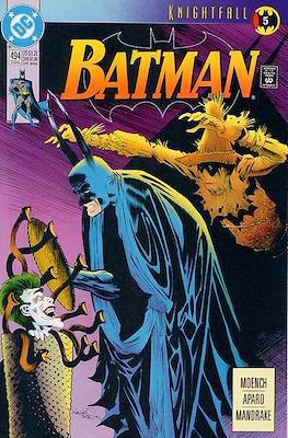 Batman Vol. 1 (1940-2011) (Comic Book) #494
