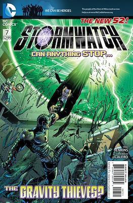 Stormwatch (2011) #7