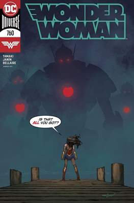Wonder Woman Vol. 1 (1942-1986; 2020-) #760