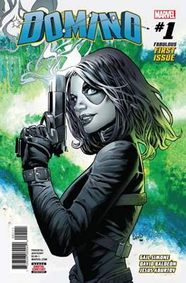 Domino Vol. 3 (Comic Book) #1