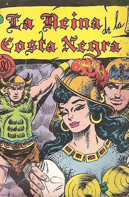 La Reina de la Costa Negra (1ª época - Grapa) #6