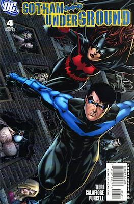 Gotham Underground #4