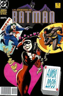 Las aventuras de Batman. Amor Loco