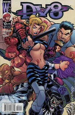 Dv8 (Variant Cover)
